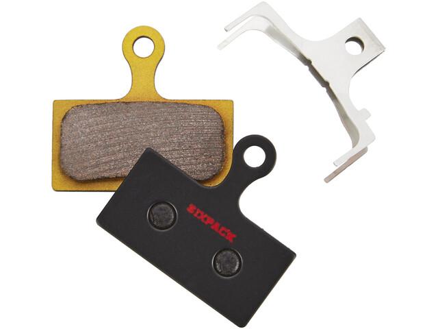 Sixpack Shimano XTR XT SLX Brake Linings sintrad